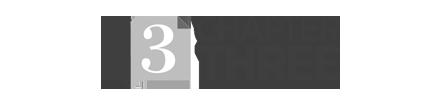 Chapter Three Logo