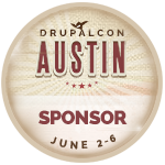 DrupalCon Austin Sponsor