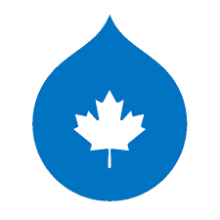 drupal north logo