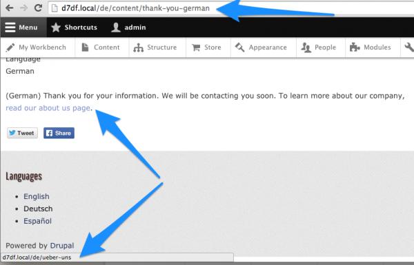 Handling Internal Links in Multilingual Drupal 7 Sites