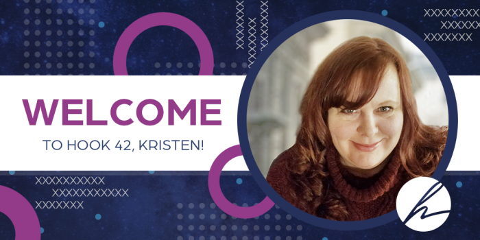 Welcome to hook 42 kristen!